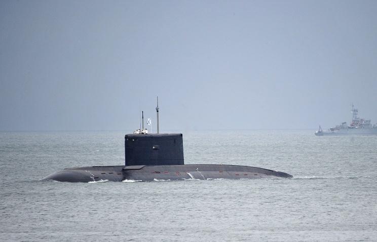 Подводная лодка «Ростов-на-Дону» нанесла очередной удар по ИГИЛ