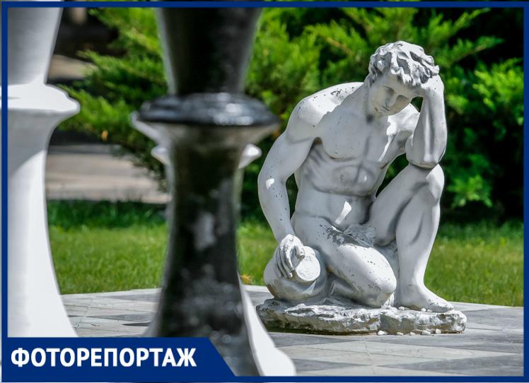 Развалины пососедству спрекрасным: как выглядит центральный парк Ростова-на-Дону