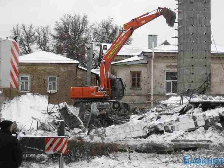 Заказчик обрушившегося дома в Таганроге экономил на стройматериалах