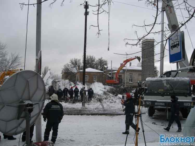 Предъявлено обвинение застройщику рухнувшего дома в Таганроге