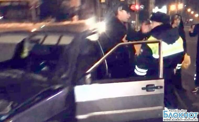 В Ростове судят водителя, который дал пощечину сотруднику ГИБДД
