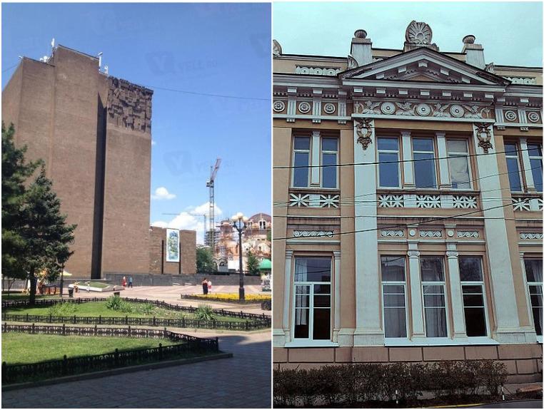 Тогда и сейчас: Донская государственная публичная библиотека – от книгохранилища до культурного центра