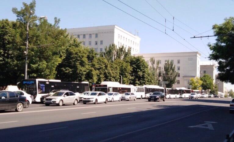 Новый автобус ЖК«Красный Аксай»— Центр появится вРостове