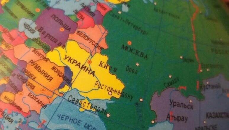 На глобусах с «Алмаза» Ростов оказался на Украине