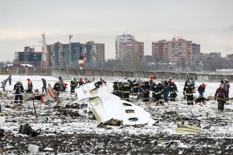 Рейс FZ-981: три года со дня авиакатастрофы в аэропорту Ростова-на-Дону