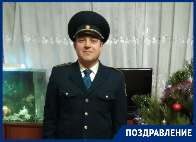 Добрый и заботливый отец и дедушка Дмитрий Ремигин отмечает день рождения
