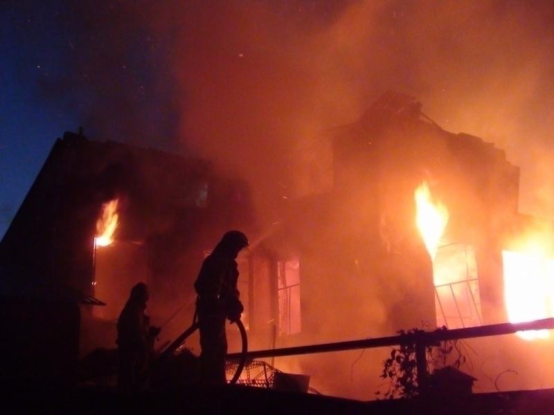 Пенсионерка погибла на пожаре в Азове