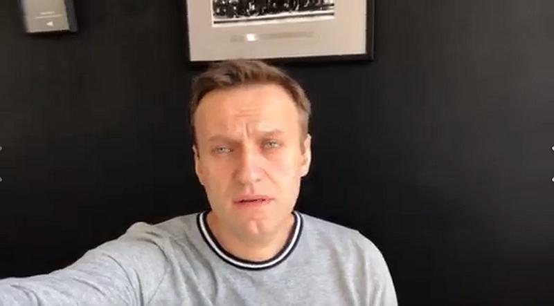 Оппозиционер Алексей Навальный поддержал активистку Анастасию Шевченко