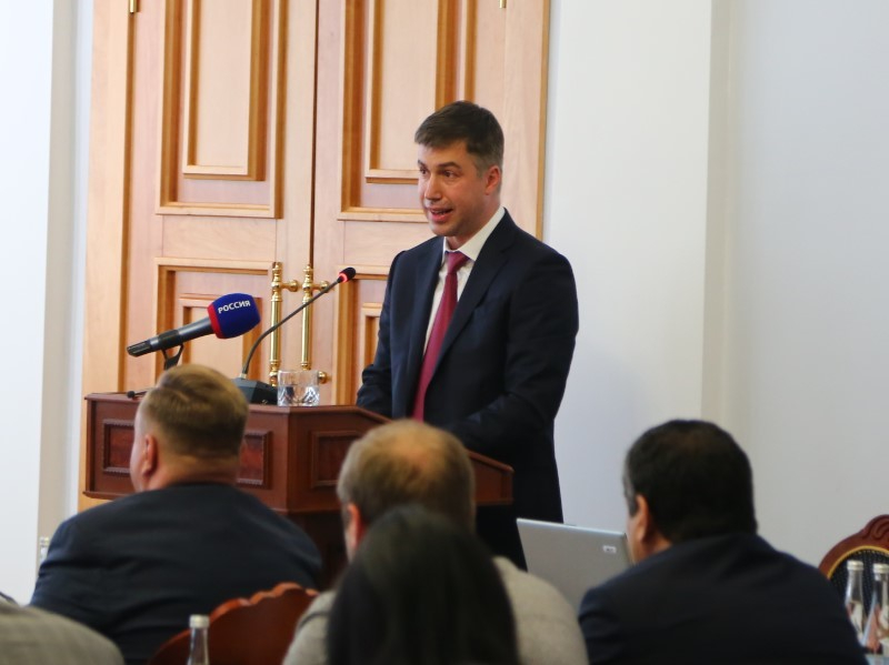 Алексей Логвиненко стал новым сити-менеджером Ростова