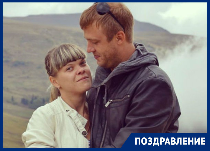 Доброго и любящего Евгения Гольмана поздравляют с днем рождения жена и друзья