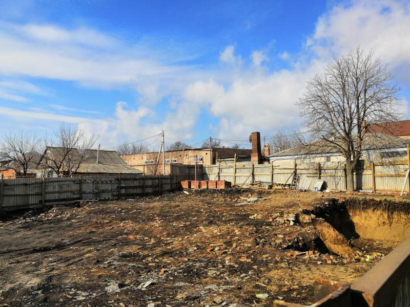 Жителю Шахт за уничтожение старинного дома грозит три года тюрьмы