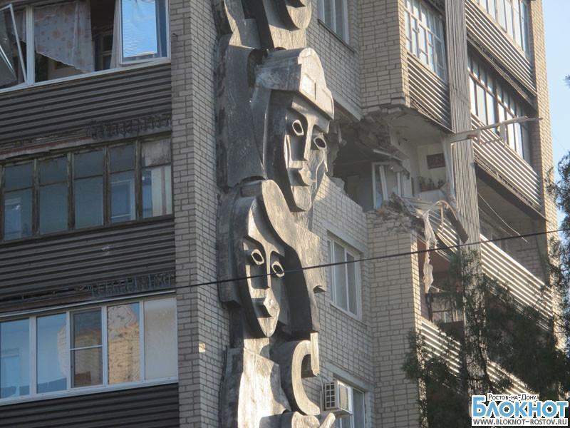 В Белой Калитве из-за взрыва цистерну подбросило на высоту шестого этажа