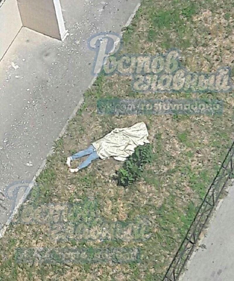 Девушка разбилась выпав изокна многоэтажки наСолженицина вРостове