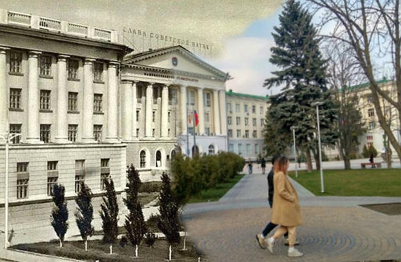 Меньше зелени, но больше пространства: как изменился Ростов-на-Дону за полвека