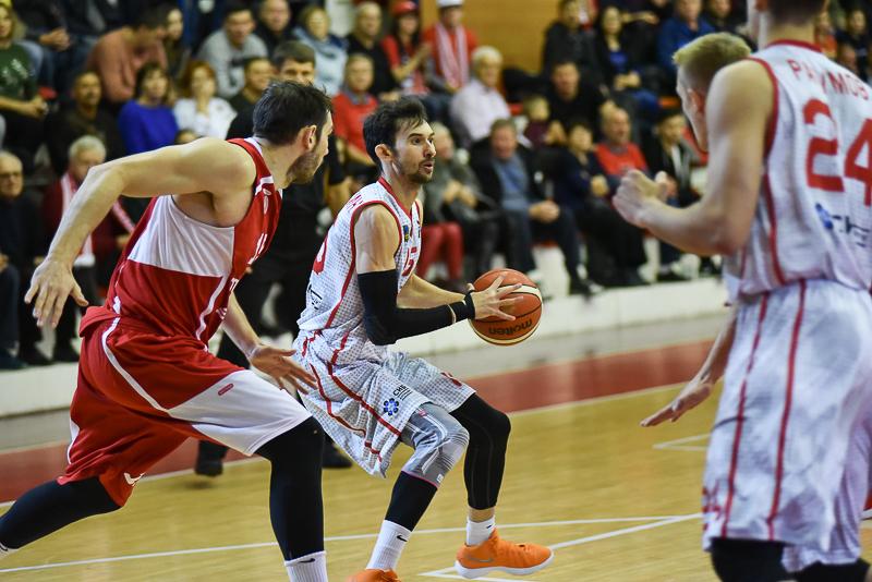 Баскетболист Максим Колюшкин: «Раз Одесса — мама, Ростов должен быть папой»
