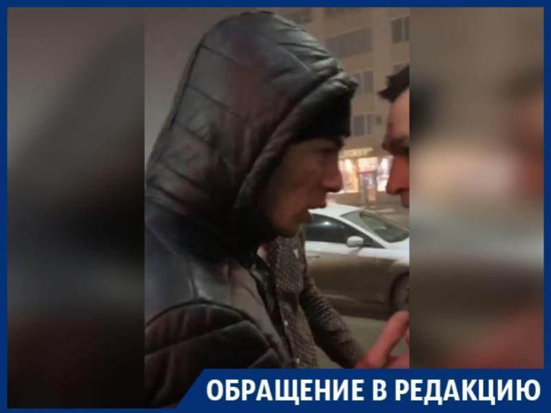 Агрессивные иностранцы набросились на компанию в центре Ростова-на-Дону