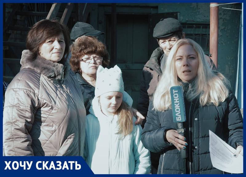 «Гвоздя ржавого нам невбили»: жители дома вцентре Ростова впустую платят затехобслуживание