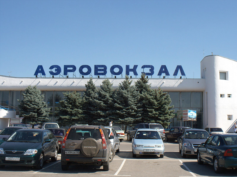Эконом-парковка на90 мест появилась ваэропорту Ростова