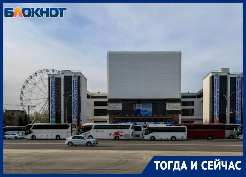 Тогда и сейчас: «театр-трактор», ставший визитной карточкой Ростова