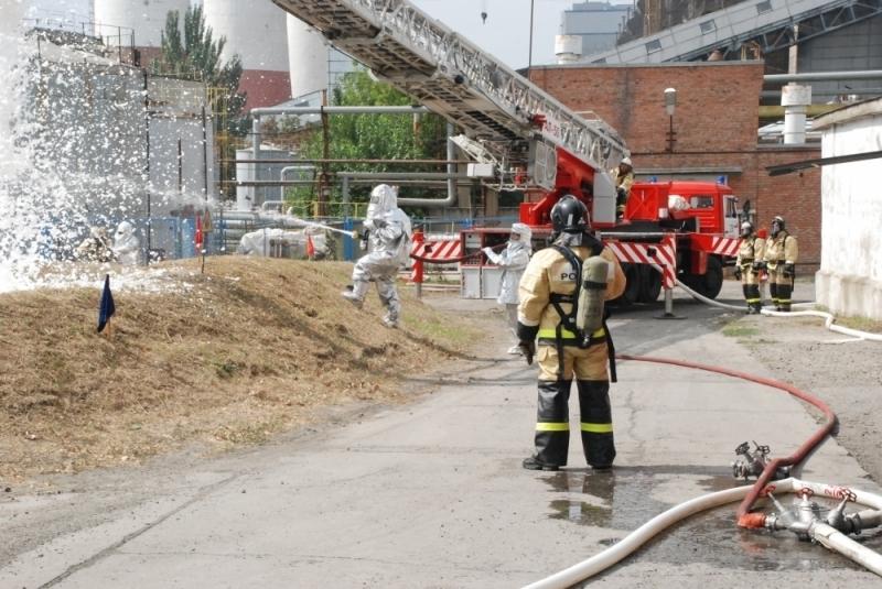 ВРостовской области спасателей ипожарных переведут врежим повышенной готовности
