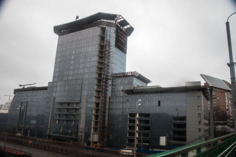 Инвестор недостроя невыходит насвязь свластями Ростова— «Шератон» под вопросом