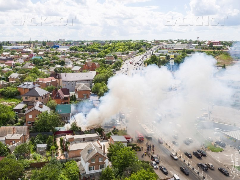 СК назвал причину взрыва в автосервисе Ростова