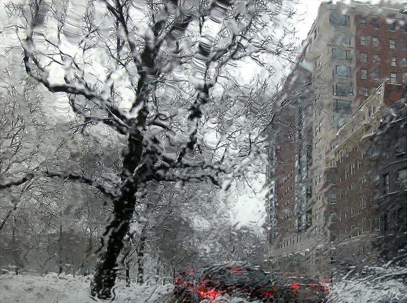 Завтра в Ростове ожидается пасмурная погода с небольшим осадками
