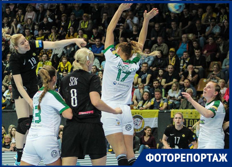 «Ростов-Дон» обыграл «Ференцварош» ивышел вФинал Четырех Лиги чемпионов: как это было
