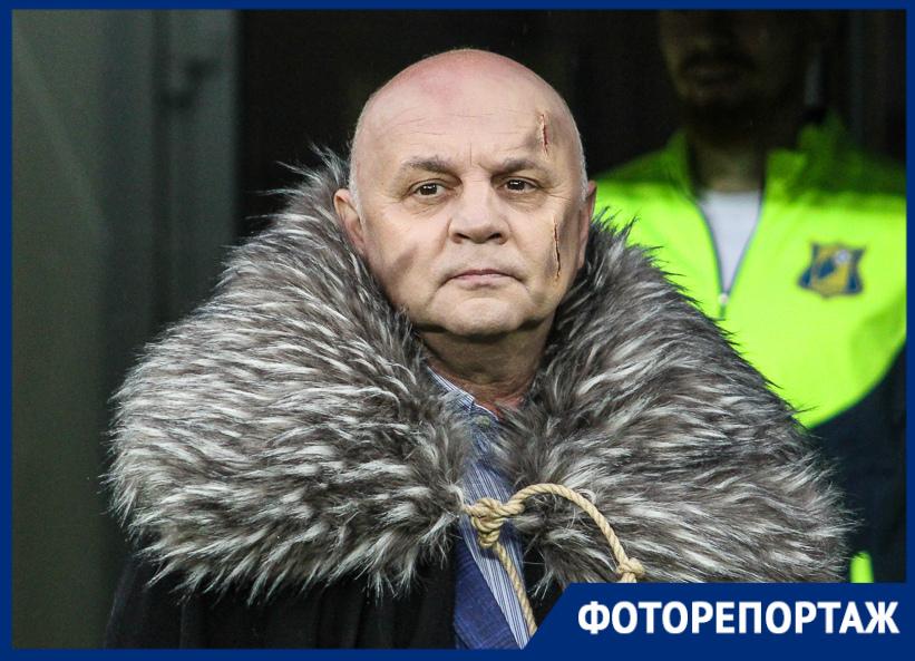 «Ростов» обыграл «Спартак» встиле Игры Престолов