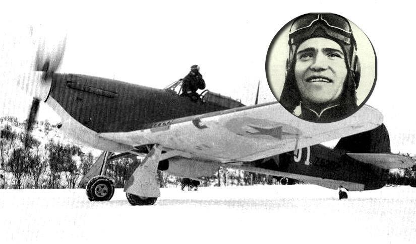 Календарь: 101 год со дня рождения воздушного аса, Героя Советского Союза Николая Бокия