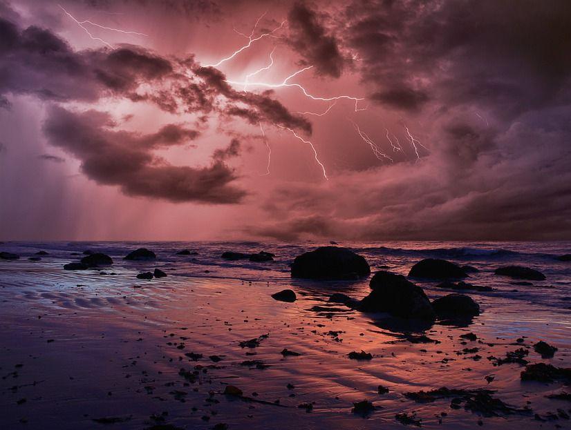 На Азовское море надвигается сильный шторм