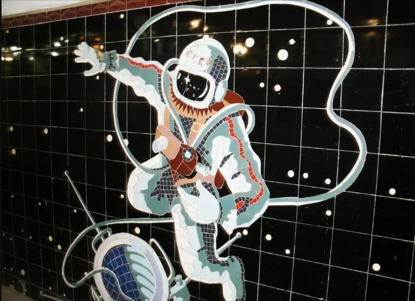 Мозаика, ты просто космос: уникальные картины в подземных переходах Ростова защитят по закону