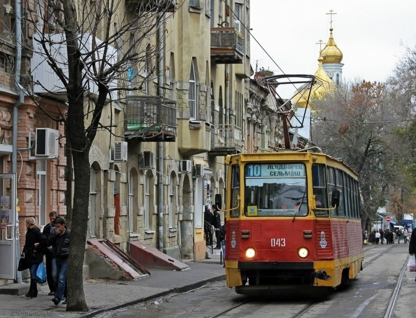 Ремонт улицы Станиславского вРостове вырос встоимости на 80,9 млн