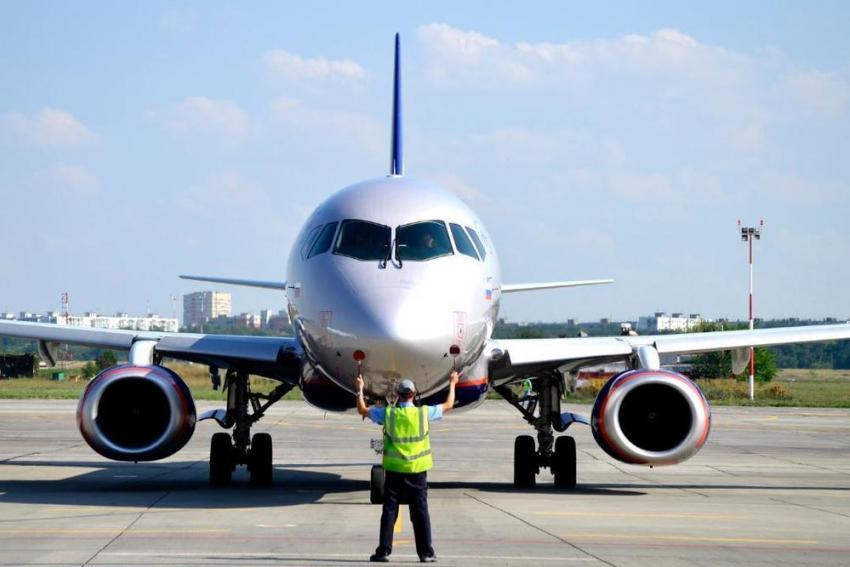Краснодар: Авиакомпания «Оренбуржье» открывает постоянный рейс Ростов-на-Дону