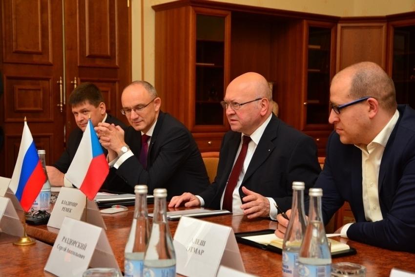 Производство чешских электробусов может разместиться вРостовской области