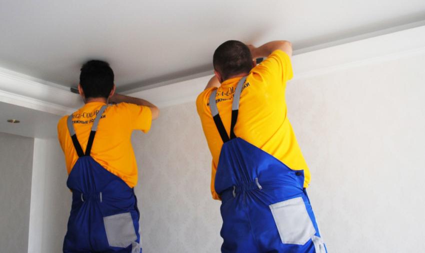 ВРостове впроцессе ремонта квартиры двое рабочих получили сильные ожоги