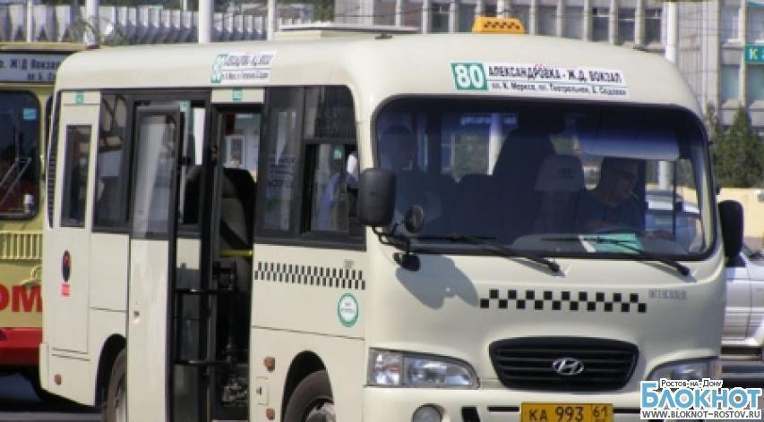 В Ростове у 114 маршруток найдены неисправности, 78 автобусам запретили перевозить пассажиров