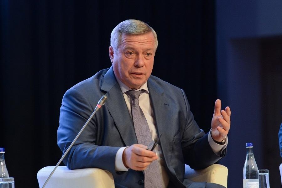 Василий Голубев знает про ЧП в Аютинском районе, но у него «запланированы другие мероприятия»