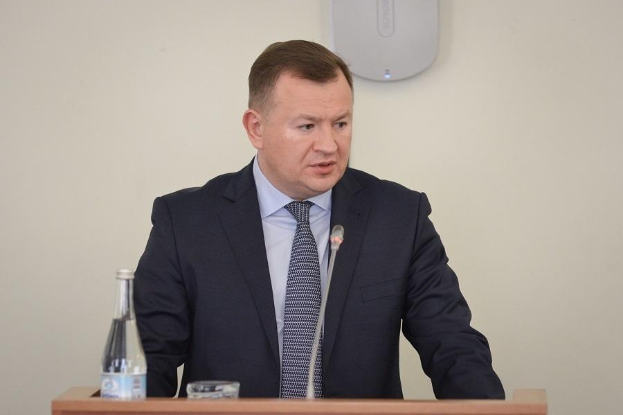 Сити-менеджер Ростова уволил с должности директора департамента транспорта Сергея Саенко