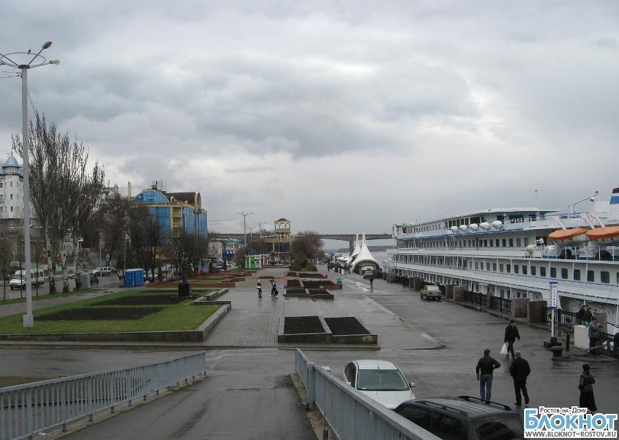 На ростовской набережной построят выставочный павильон, кафе и причалы стоимостью 330 млн