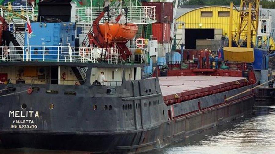На Дону столкнулись танкер и теплоход