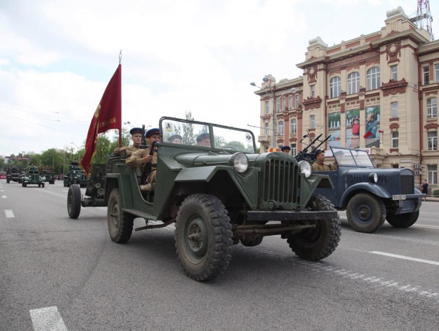Штаб Бессмертного полка Ростова начал подготовку к параду