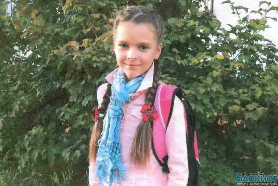 9-летняя Даша Попова найдена