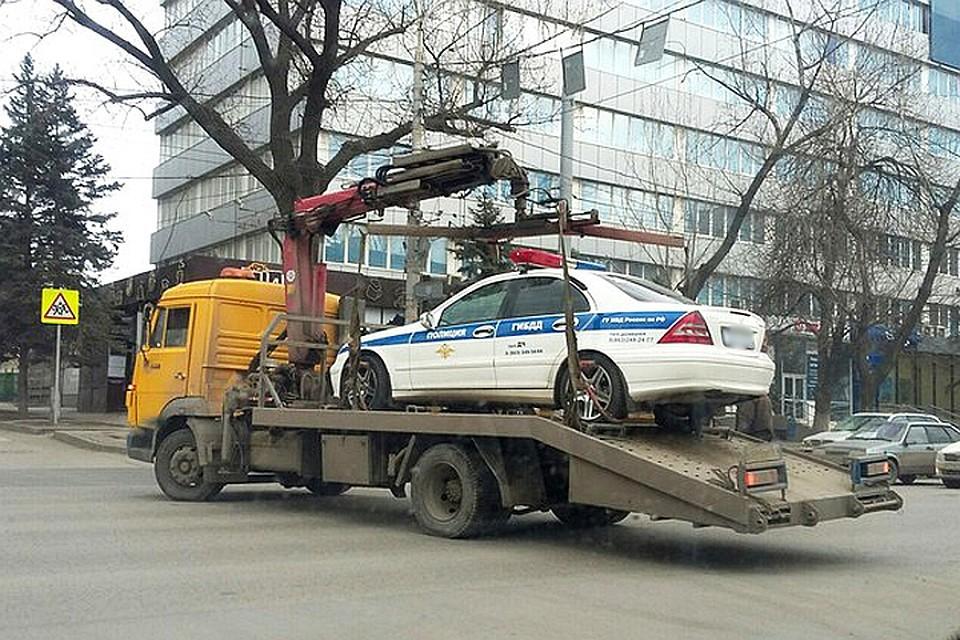 Эвакуировать автомобили в Ростове будет судимый экс-чиновник минтранса