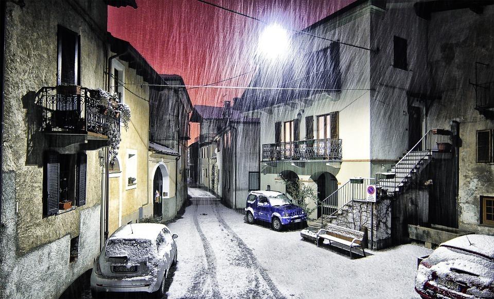 Завтра ростовчан засыпет снегом
