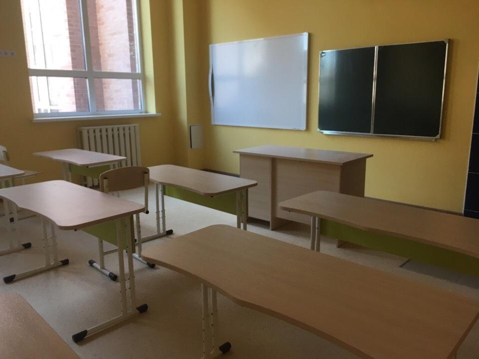 Новая школа наСуворовском готова принять всех желающих