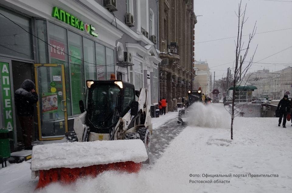 Штраф за снег: как предприятия Дона «попали» на 5 млн рублей
