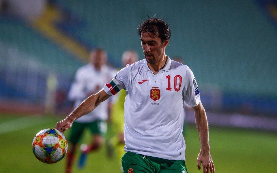 Игрок «Ростова» Ивелин Попов завершил выступление засборную Болгарии
