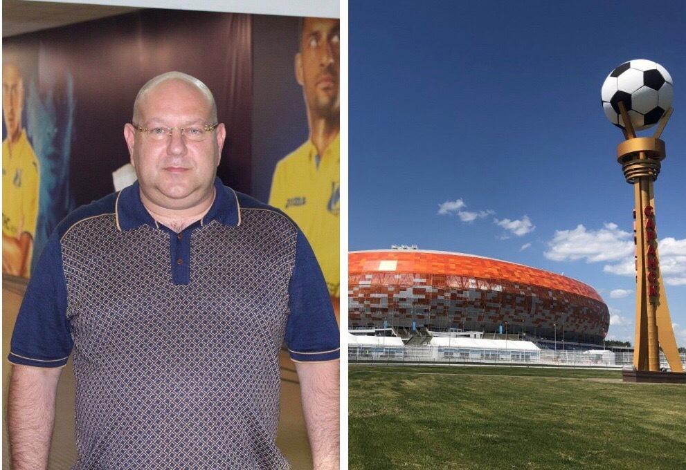 Президент ФК«Ростов» готов из своего кармана оплатить аренду «Мордовия Арены»