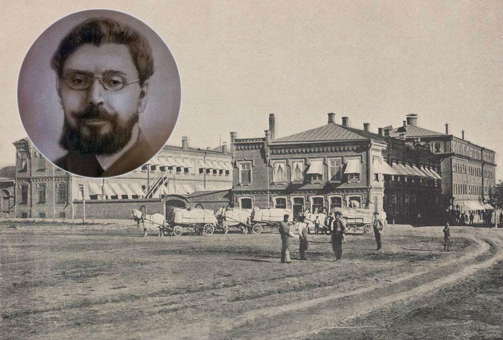 Календарь: 191 год назад родился основатель ивладелец Ростовской табачной фабрики